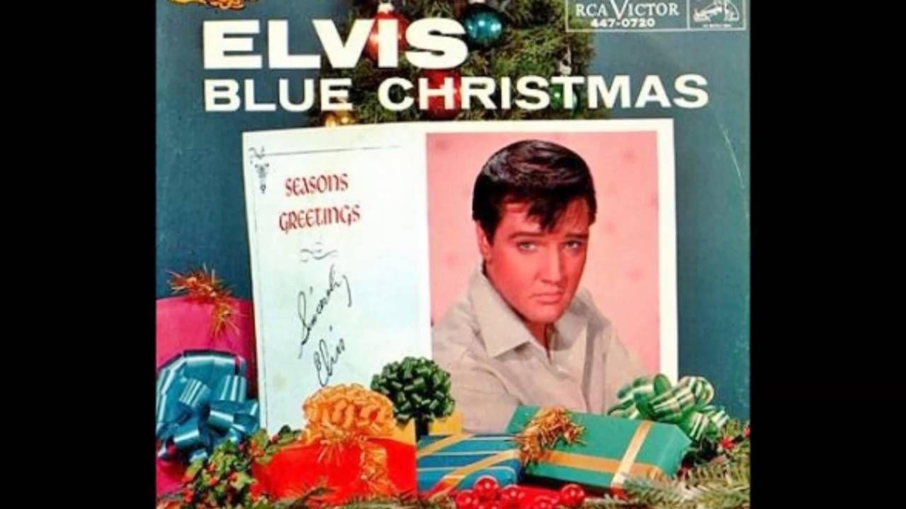 Elvis Presley Blue Christmas Stereo Des Youtube Elvis Presley Blue Christmas Classic Christmas Songs Elvis Presley Christmas