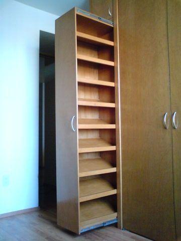 Resultado de imagen para zapatera armario pinterest for Zapateras para closet