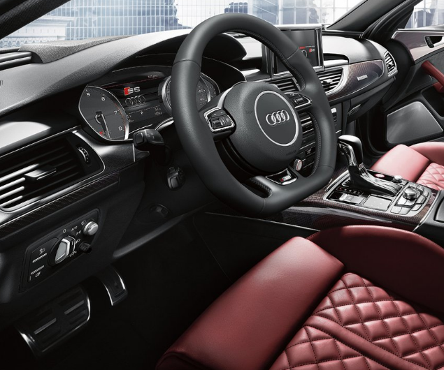 Audi S Interior NewAutoReport Pinterest Audi S And Cars - Audi s6 interior