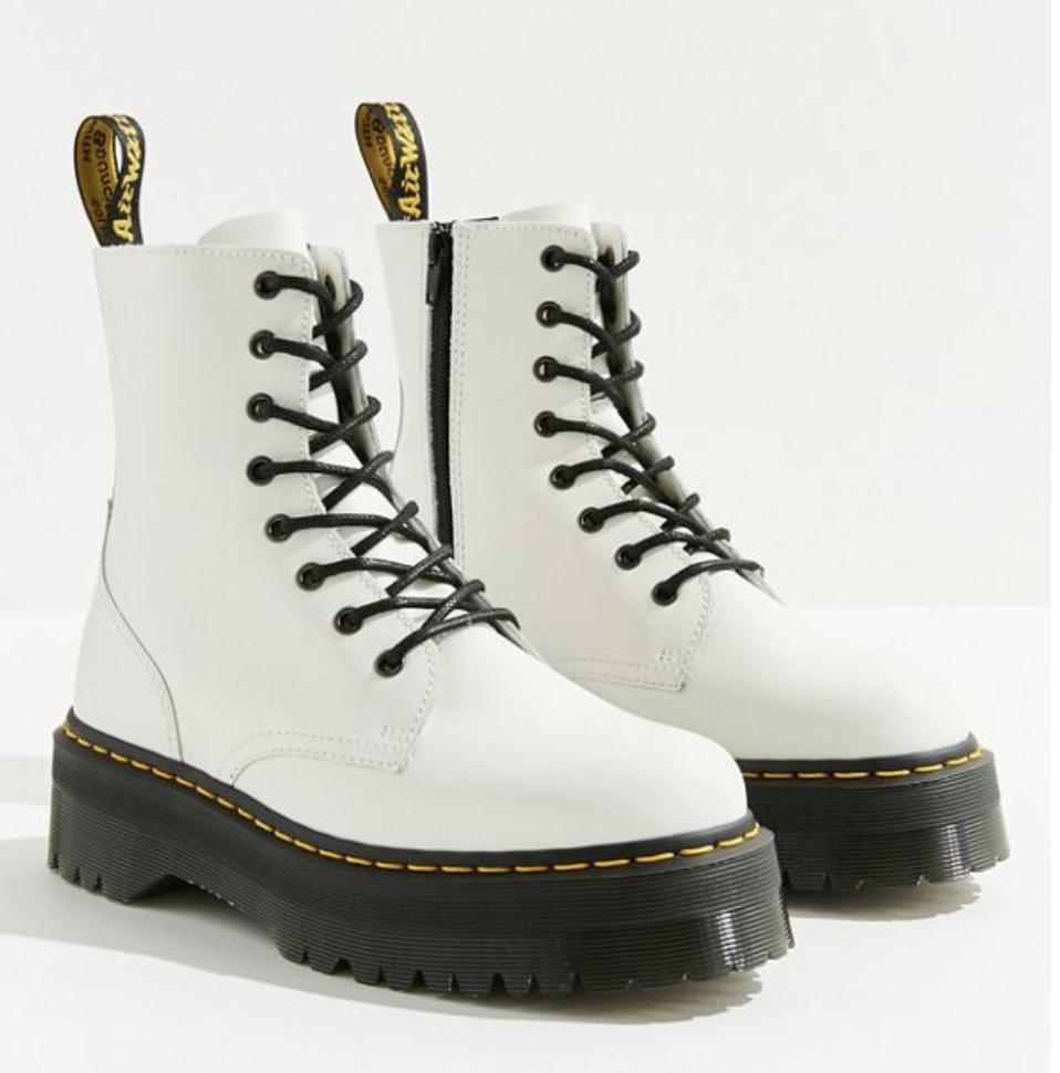 doc martens   Boots, White boots, White