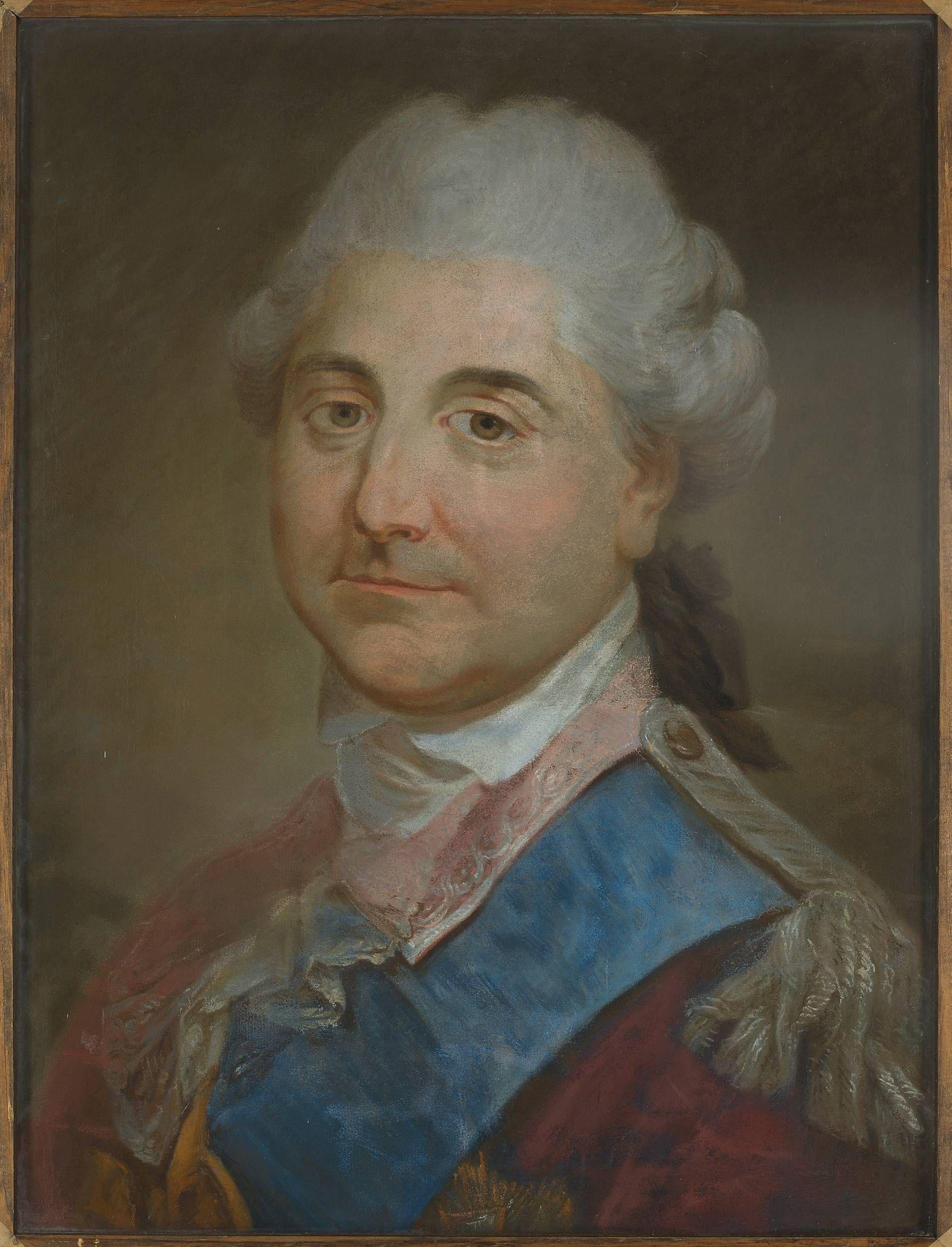 Król Stanisław II August wg Bacciarellego