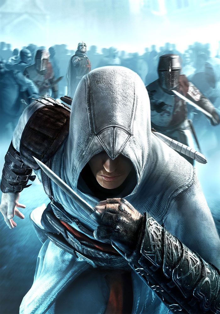 One of my favorite games. Assassins Creed. I love the ...