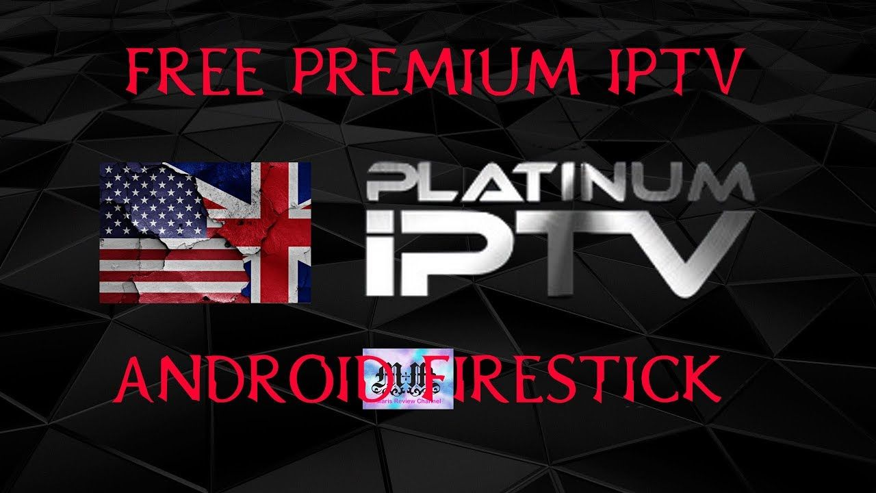 Best New Premium IPTV for Android Fire Stick Fire Tv