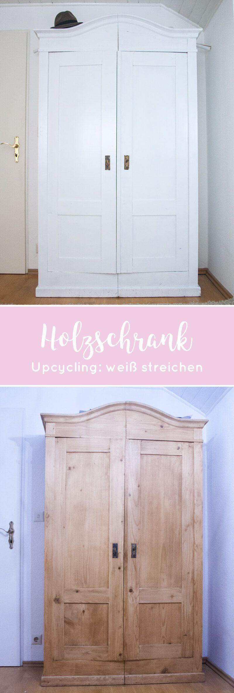 Diy Holzschrank Schrank Und Diy Deko Mobel