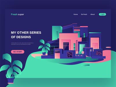 My Favorite Home Website Design Layout Web App Design Web Layout Design