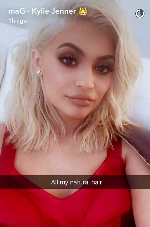 Kylie Jenner Kylie Jenner Blonde Hair Kylie Jenner Hair Kylie Jenner Blonde