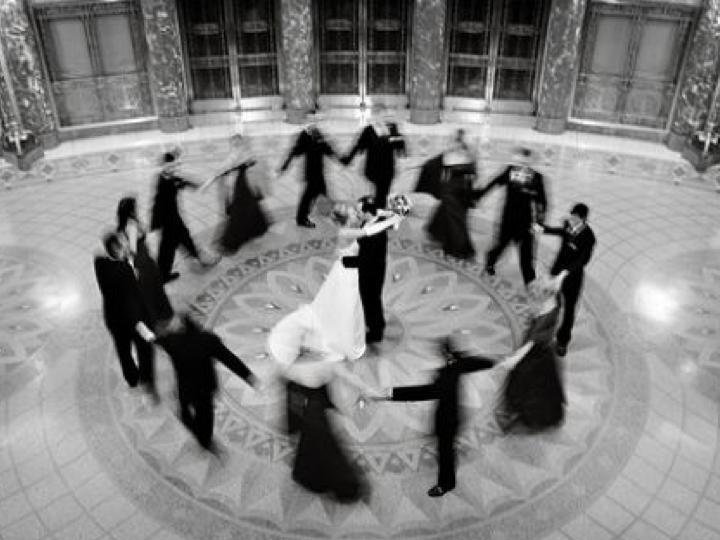 Valsa de Casamento, os primeiros passos juntos na dança da vida.