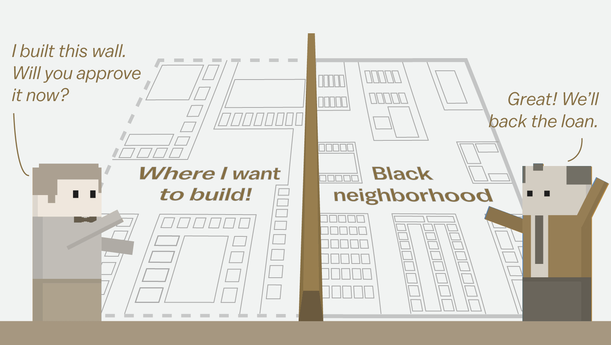 Living in a poor neighborhood changes everything about