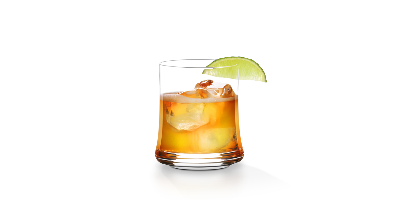 Cognac Png Image Pineapple Cocktail Glass Pineapple Cocktail Gin And Tonic