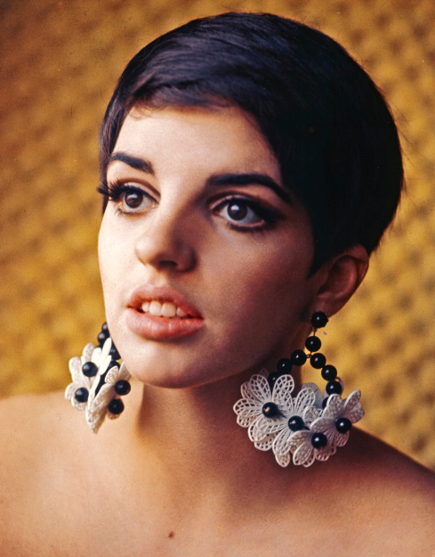 60's Liza was one of the most beautiful women in existence, don't you think?