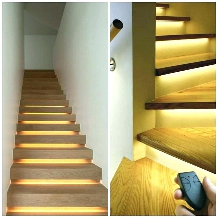 13 Magnificient Eclairage Escalier Eclairage Escalier Escaliers Interieur Eclairage Moderne