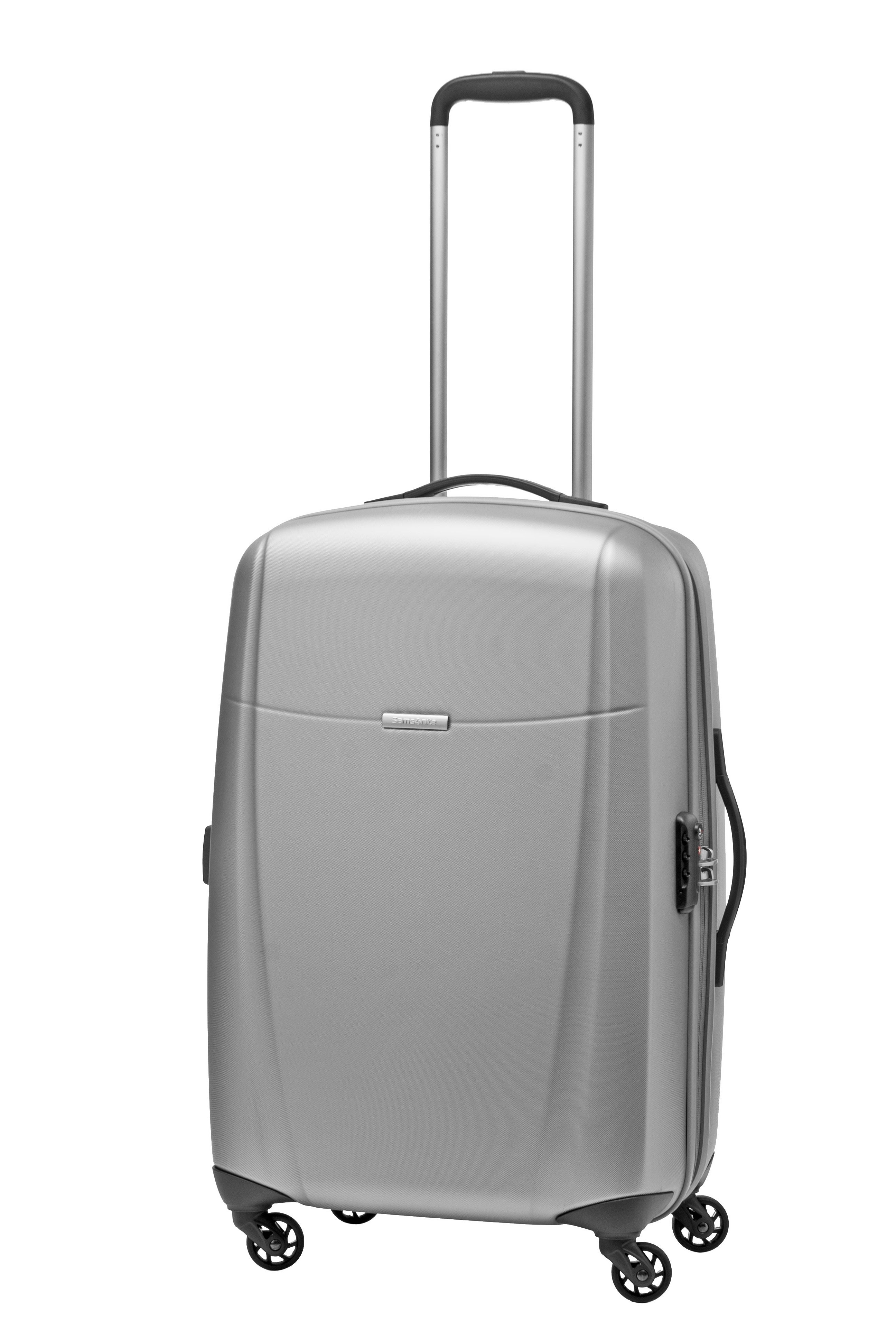 Bright Lite 2.0 Silver 67cm #Samsonite #BrightLite20 #Travel ...