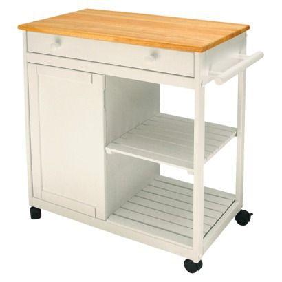 Target Cottage Cart 168 99 Good Racks For Cook Books Kitchen