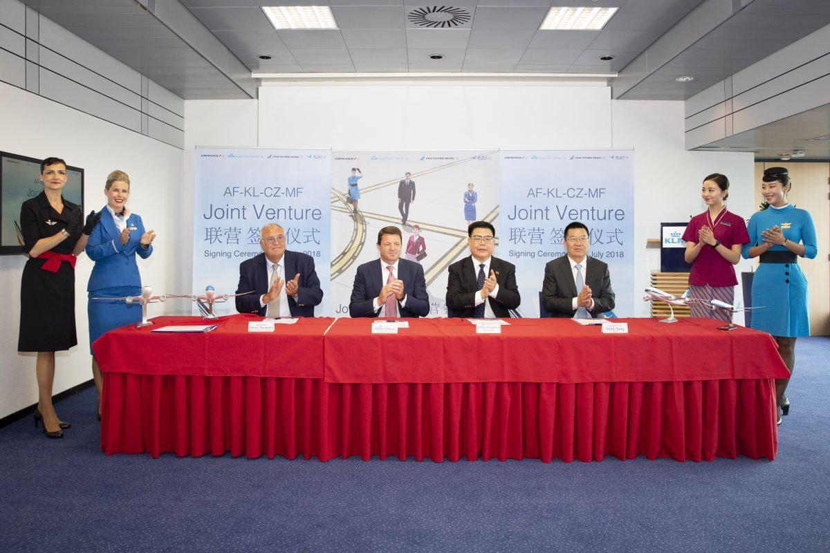 Airlines' Joint Venture Aims for Seamless Travel Between