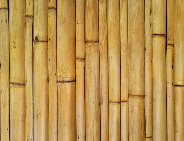 Native Thai style bamboo wall — Stock Photo © thailandonly ...