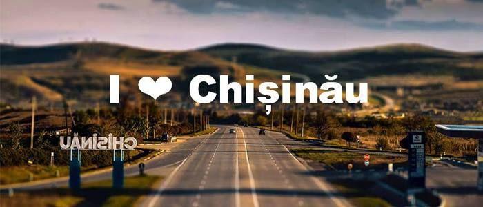 I Love Chișinău