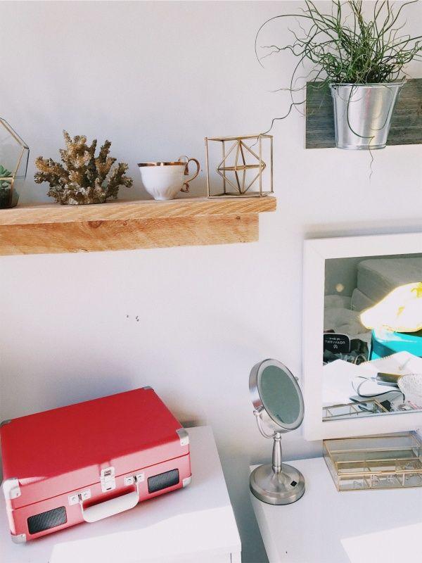 VSCO - hannahmeloche   home in 2019   Simple bedroom decor ...