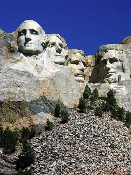 Ellsworth afb to mount rushmore