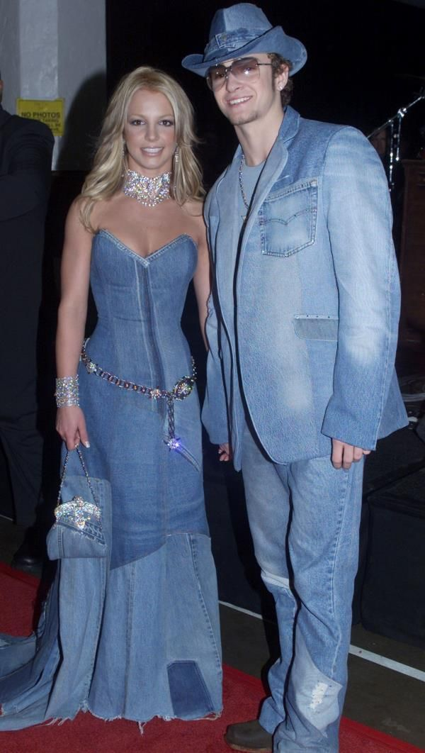 Britney Spears and Justin Timberlakes 32nd birthday