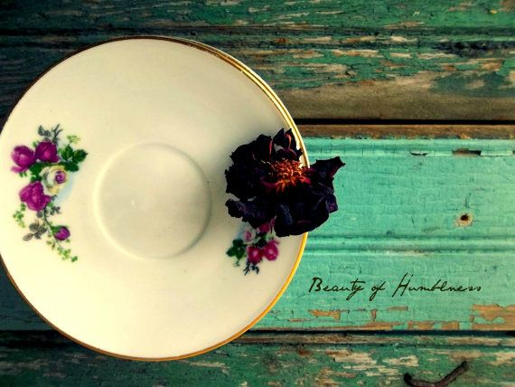 The Beauty of Humbleness. Decayed Rustic by 3vintagehearts on Etsy