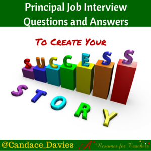 Prepare For Your Administrator Job Search With These School Principal Job Interview  Questions And Answers To