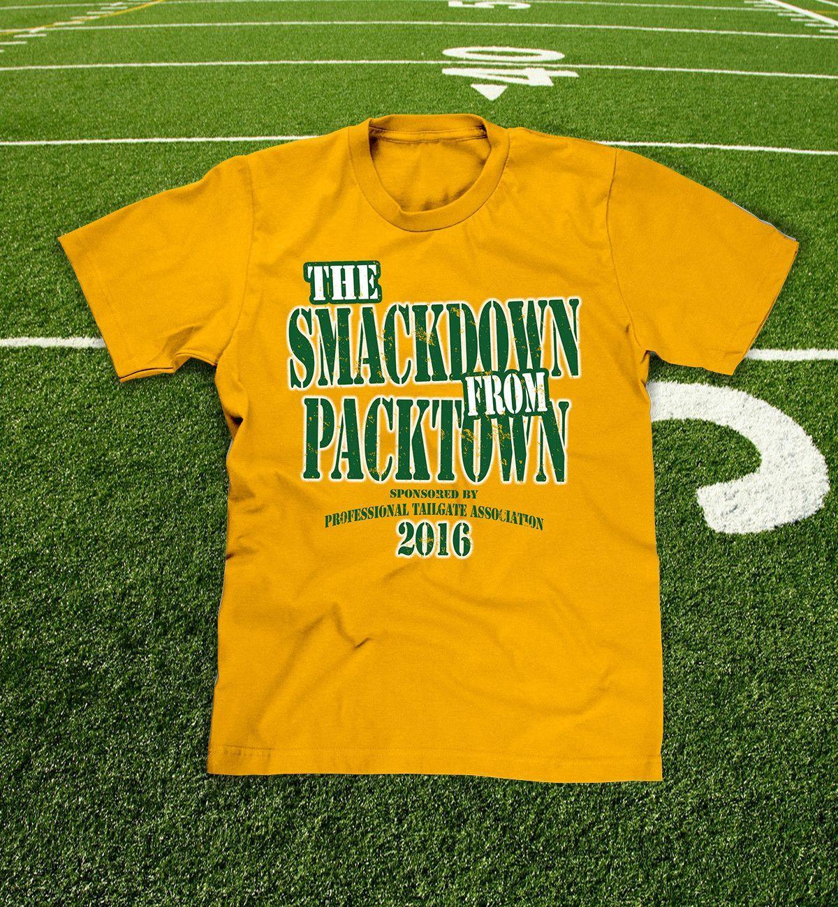 big sale 8ce52 4d0bd Superfan green bay packer shirt | Very special,,,, | Green ...
