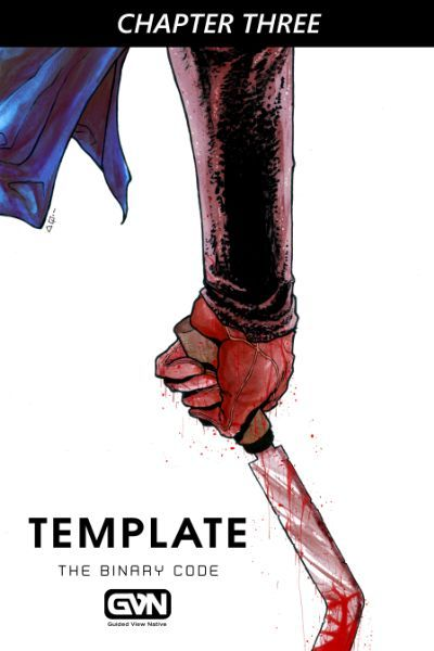 Template The Binary Code #3 COMIC BOOKS Pinterest Oni press