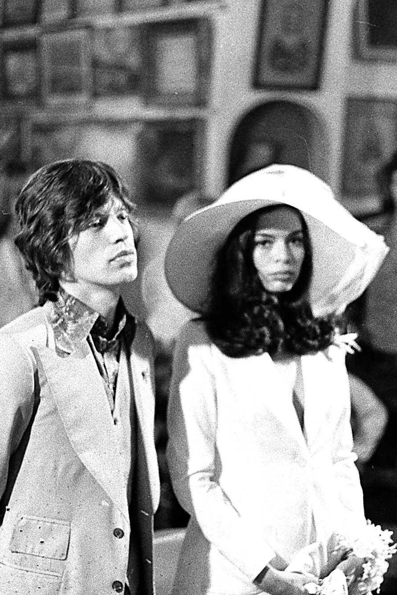 style file the jagger women bianca jagger filing and
