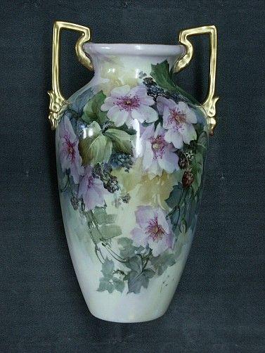 Art on Porcelain