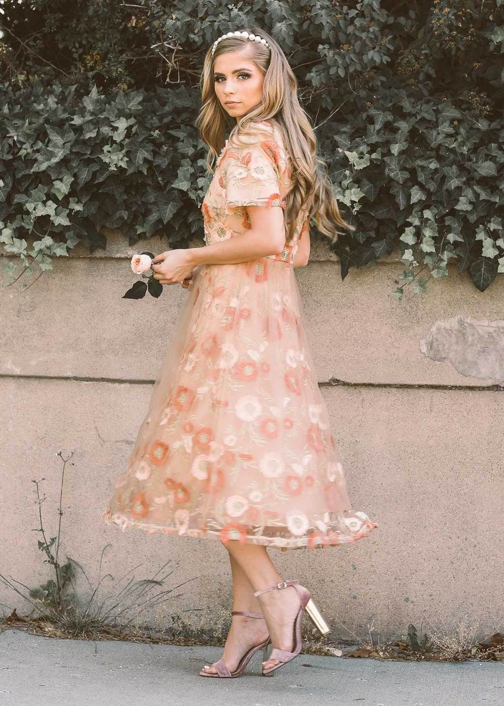 Royal Renoir Floral Dress Jessakae Modest Fashion Womens Fashion Easter Dress Bridesmaid Dress Flowers Wa Dresses Easter Dresses For Women Floral Dress [ 1400 x 1000 Pixel ]
