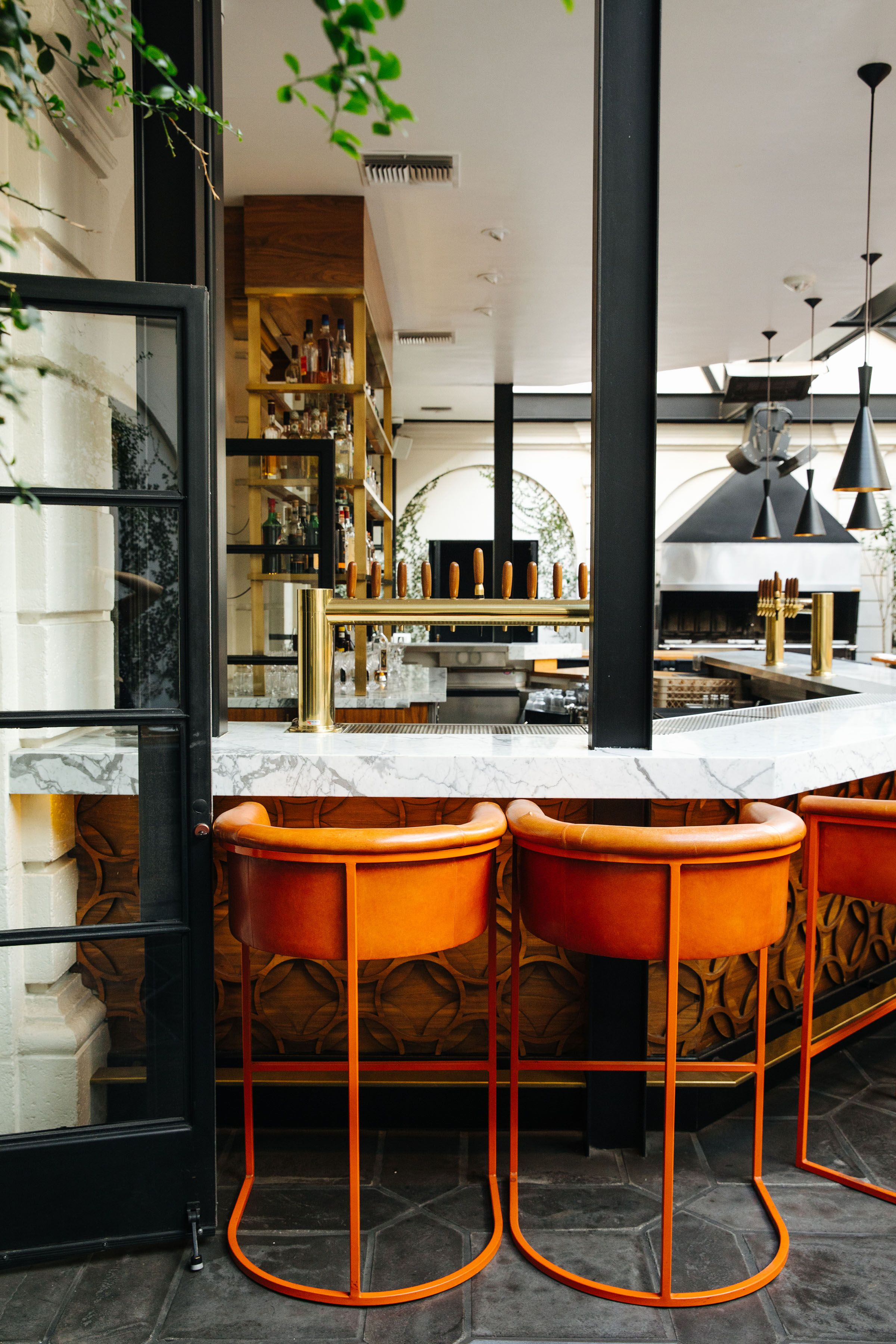 Restaurant Bar Main Dining Room Redbird Restaurants Outdoor Seating Business Decor Restaurant Design