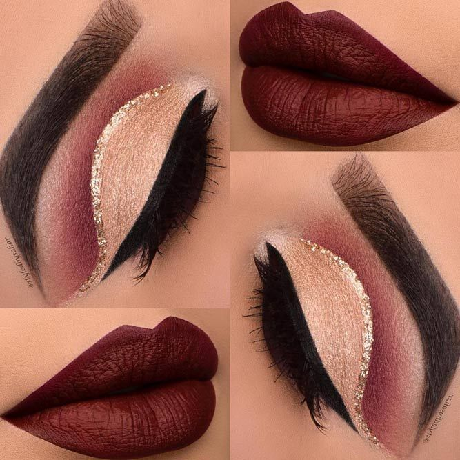 Discover The Best Maroon Matte Lipstick Shades To Create A Vampy And