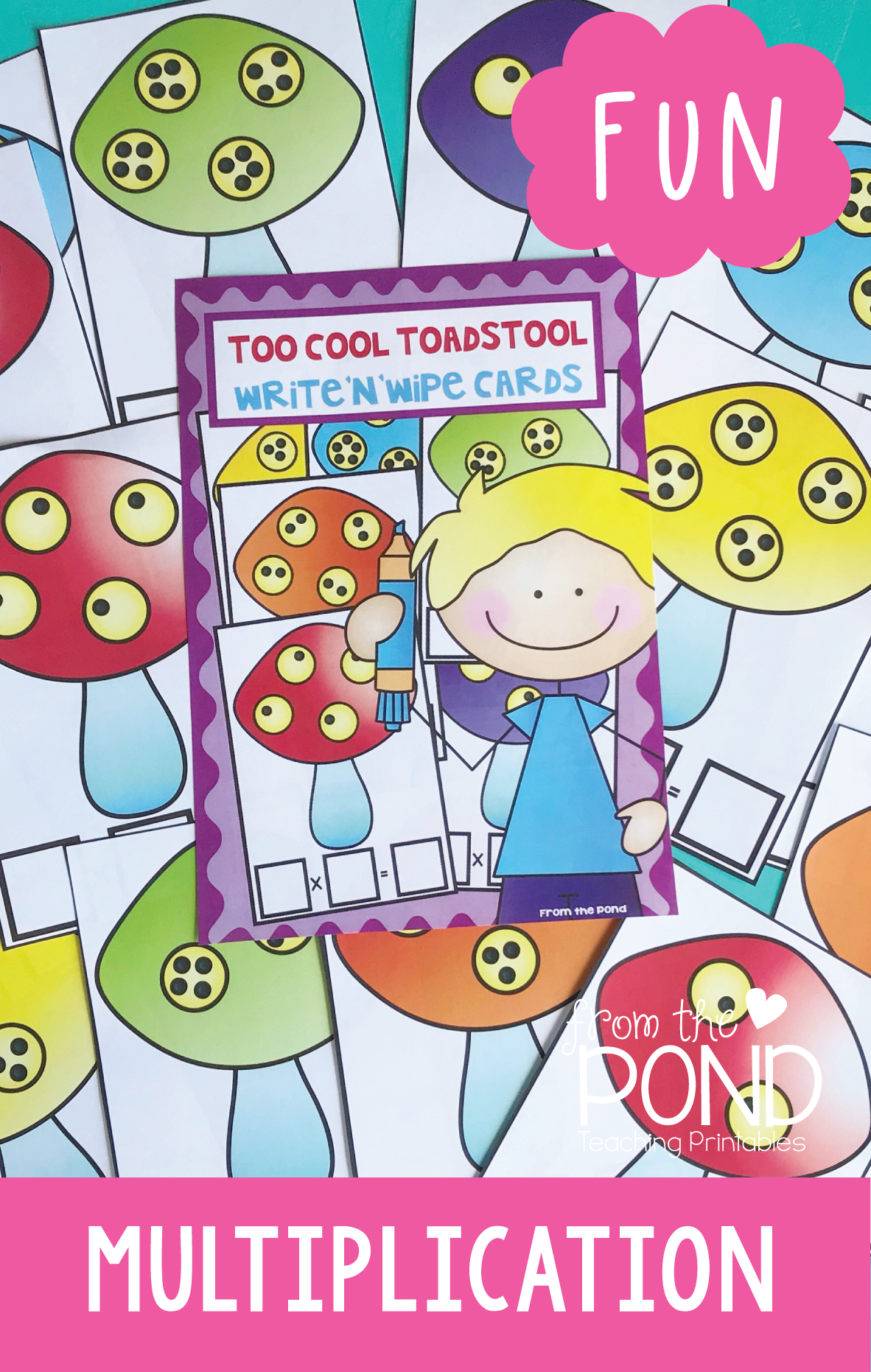 Too Cool Toadstool