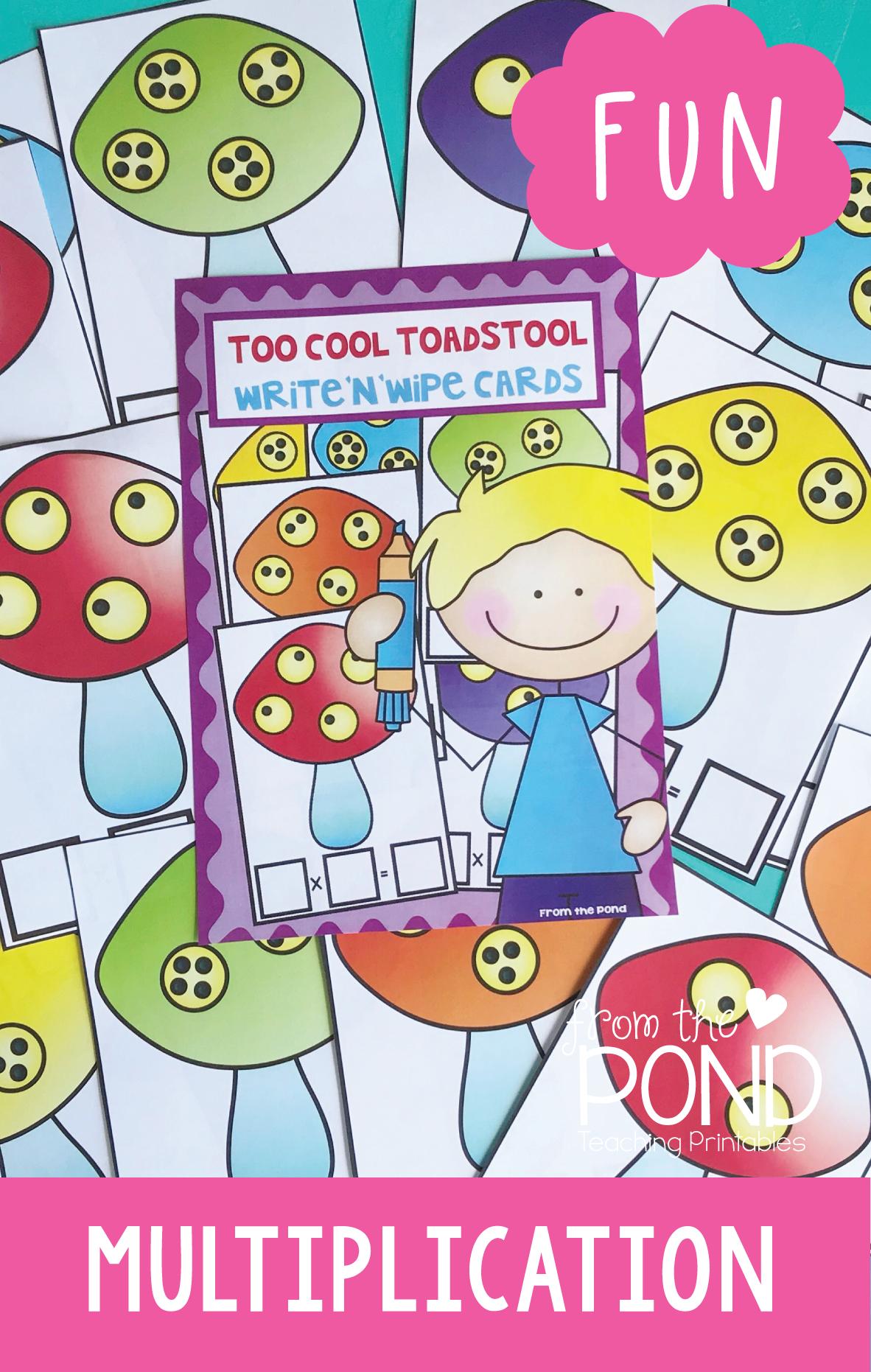 Too Cool Toadstool