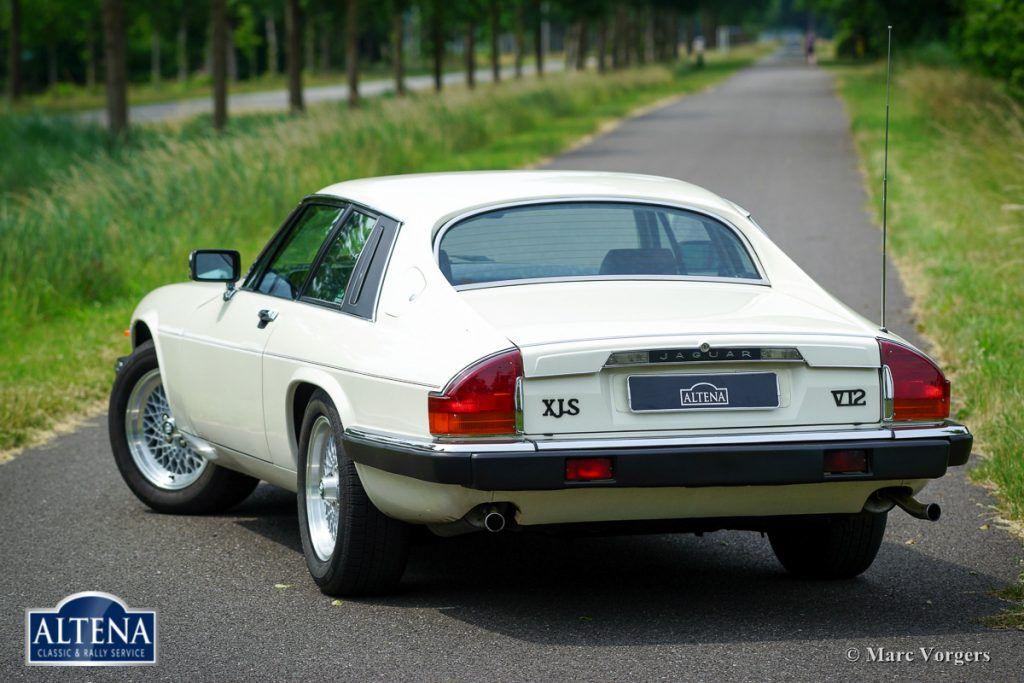 Jaguar Xjs V12 1987 Jaguar Jaguar Xj Classic