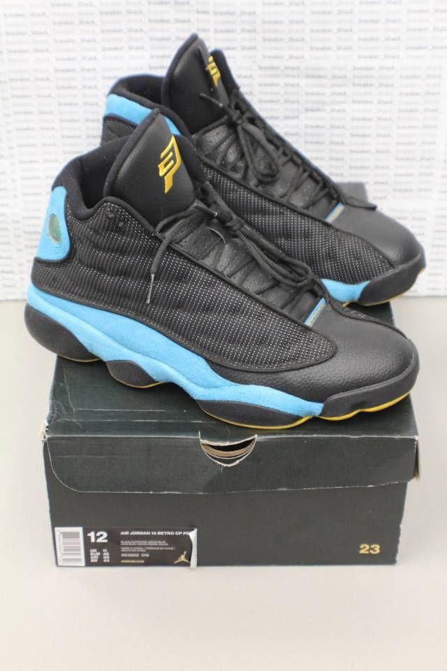 e6db6757641 Nike Air Jordan Retro 13 CP3 Chris Paul 3 Hornets 823902 015 | Kixify  Marketplace