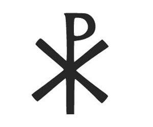 Catholic Symbols Catholic Symbols Christian Symbols Chi Rho
