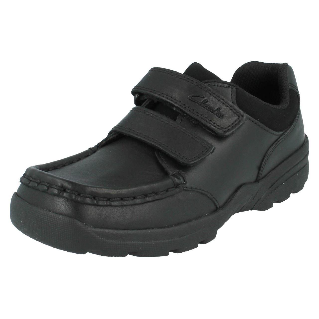 Boys Clarks Shoes Zayden Go