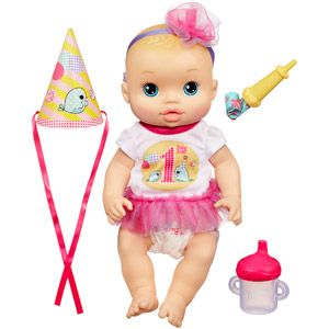 Baby Alive Baby Alive Party Baby Doll Walmart Com Baby Alive Dolls Baby Alive Baby Dolls