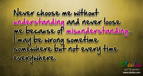 Quotes About Understanding In A Relationship 2