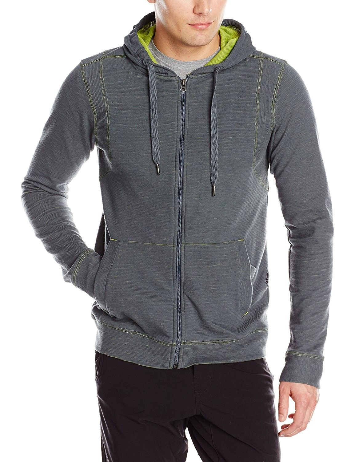 35dda4c33 Berne Quarter Zip Hooded Sweatshirt – EDGE Engineering and ...