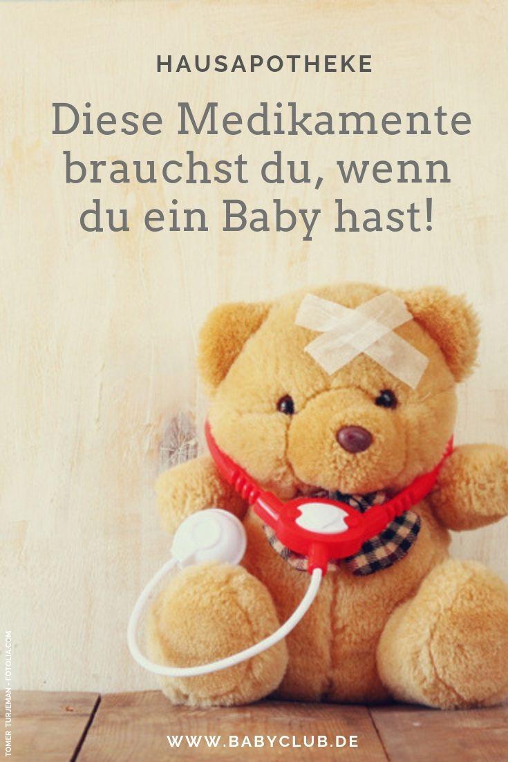 Artikel: Hausapotheke fürs Baby