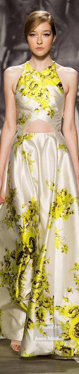 Lela Rose Collection  Spring 2015 Ready-to-Wear     jαɢlαdy