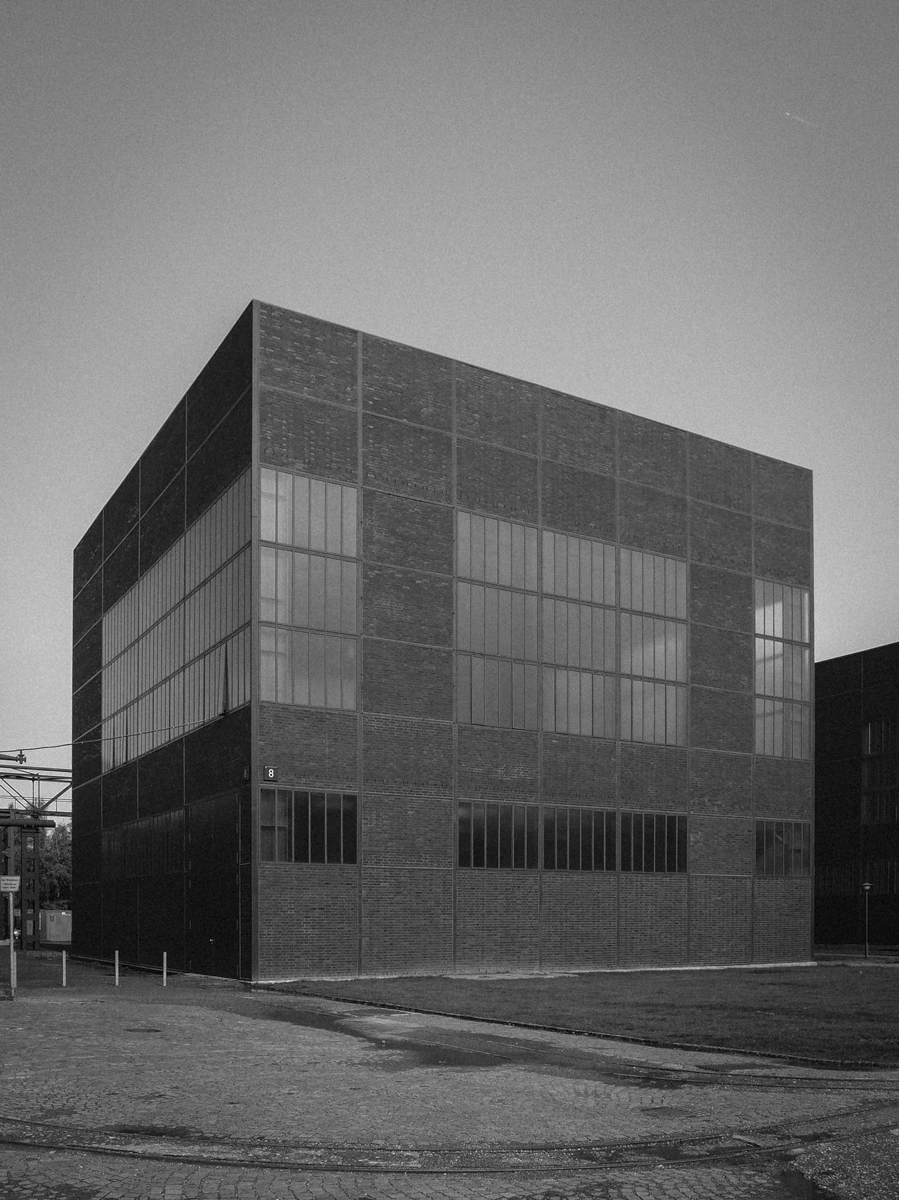 Modern Architecture Zeche Zollverein Essen (1929)By Fritz Schupp & Martin