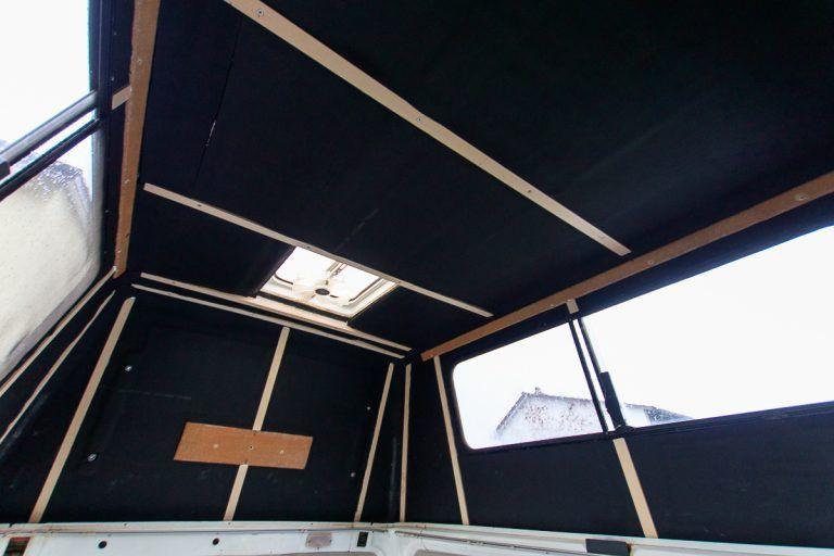 So geht das Camper isolieren und dämmen einwandfrei - Swiss Nomads