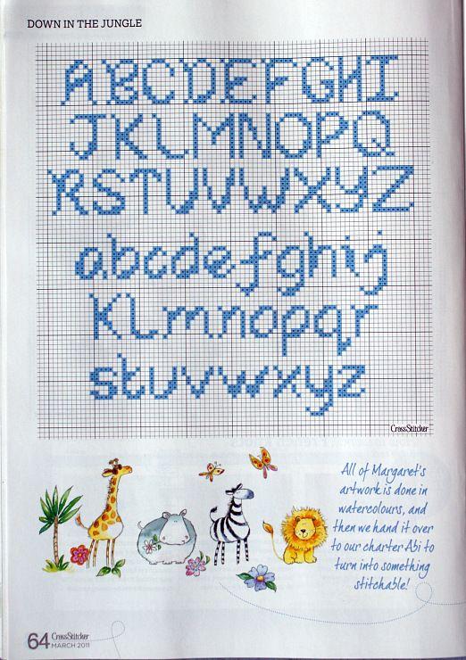 Pin Di Paola Ascione Su Progetti Da Provare Cross Stitch Alphabet