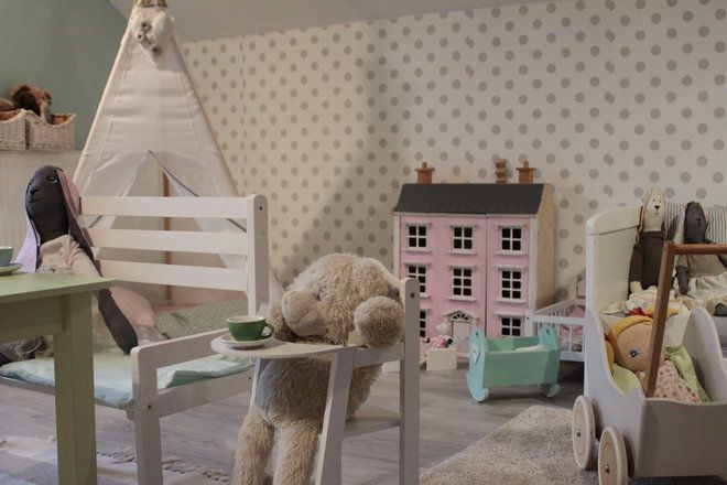 Zdjecie Nr 4 W Galerii Antosiowy Pokoj Girl Room Toddler Bed Room Interior Design
