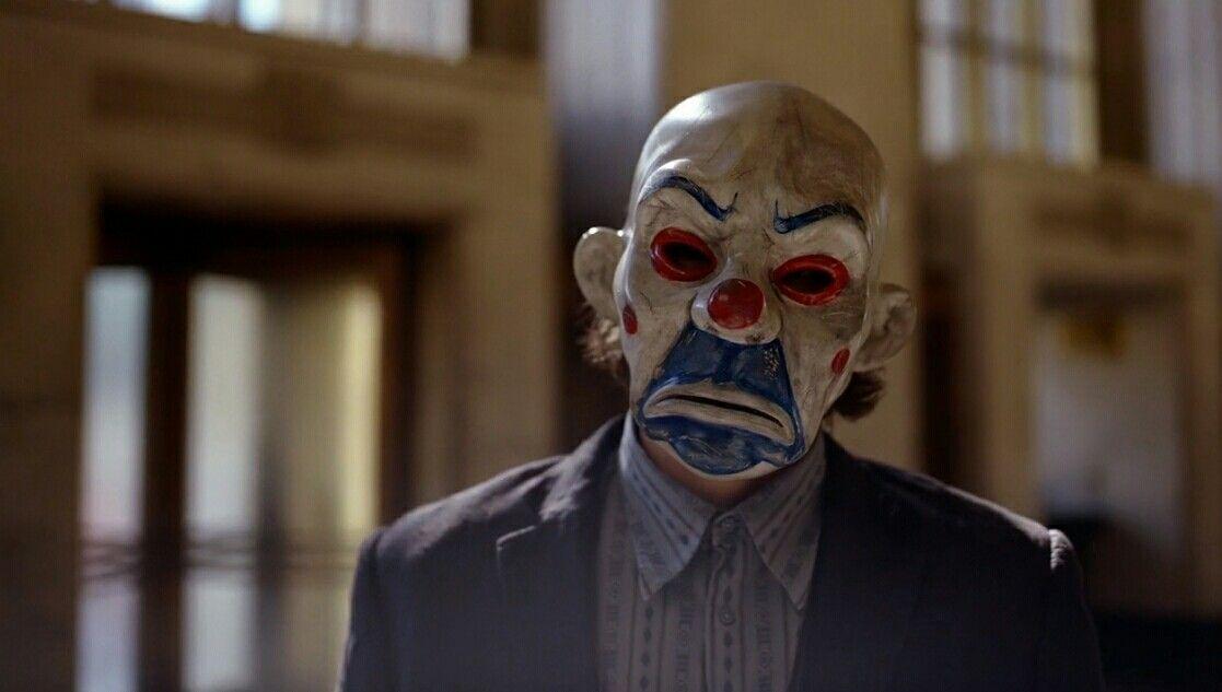 Http Www Bollardsinmovies Com Dark Knight Traffic Posts Done Save Ruin Gotham Batman Clown Mask The Dark Knight Dark Knight Joker Dark Knight Joker