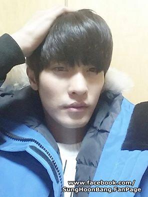 Sung Hoon (성훈, 成勋) [NEW PHOTO] # SungHoon@bbangsh83 # 성훈 updated SNS 머리카락 잘라야 하는데... 민이는 해외로 출장 갔고 내 머리는 냅두면 산발 되고.. 감사합니다 성훈 Thanks to Sung Hoon www.facebook.com/SungHoonBang.FanPage
