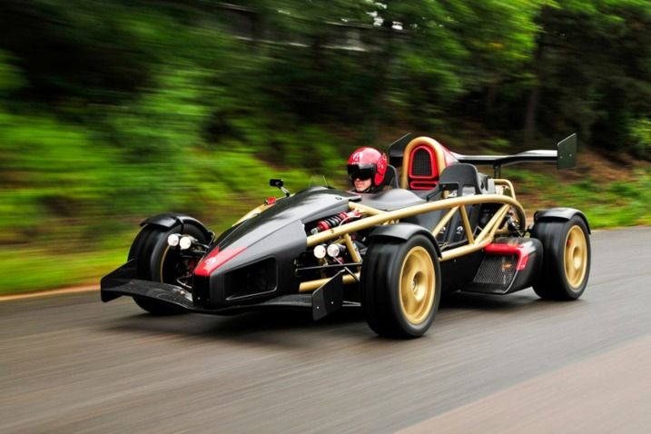 Exhilarating Ariel Atom 500. For your chance to win an amazing supercar experience get clicking on this #Arielatom